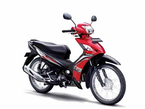 Harga Suzuki Smash FI Terbaru R