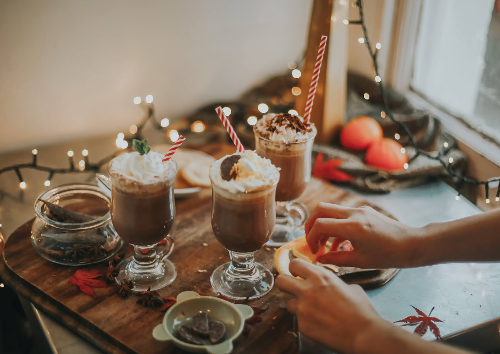 Rêveuse Recipe: A Quick and Easy Hot Chocolate 3 Ways