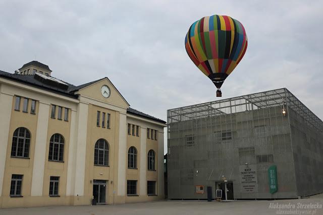 Festiwal Balonów, Balon, Balony - Stara Kopalnia, Wałbrzych