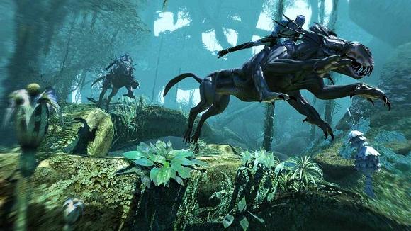 James Camerons Avatar The Game PC Full Version Screenshot 3