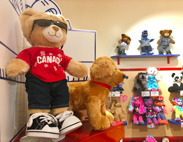 Build-A-Bear Workshop - Canada