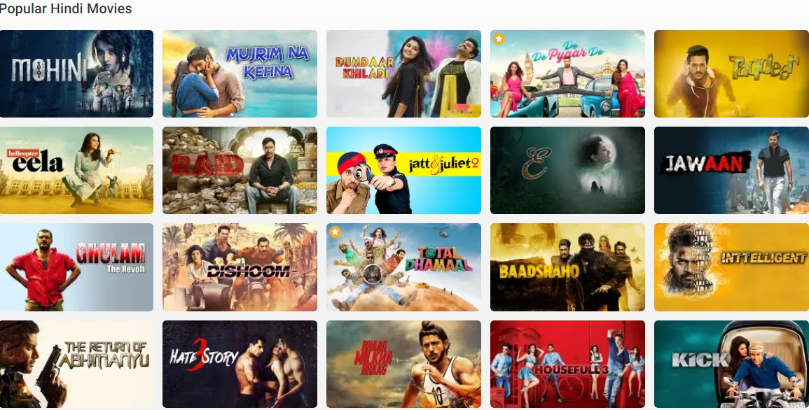 The Best Websites To Watch Bollywood, Hindi Movies Online