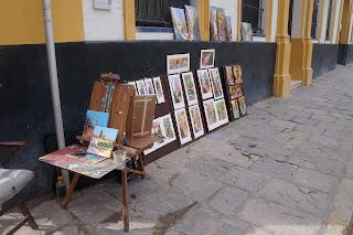 Real Alcazar de Seville, Spain