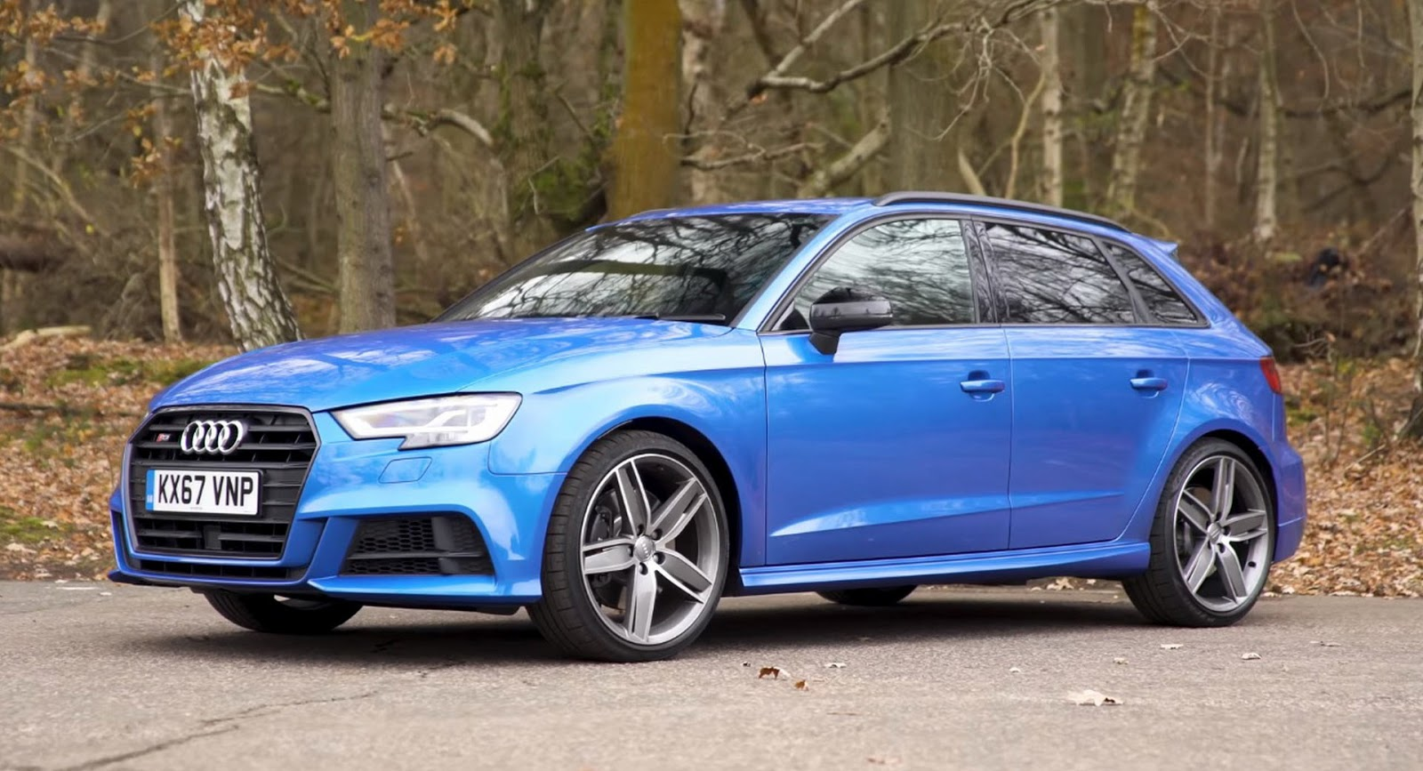 2018 Audi S3 Is Probably The Ideal All Weather Hot Hatch Car News