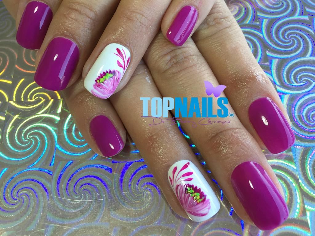 Topnails.cl Uñas acrílicas y Uñas gel a domicilio: Uñas