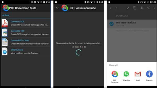 maka pertemuan kali ini aku akan menawarkan review 5 Aplikasi Android Untuk Merubah PDF ke JPG