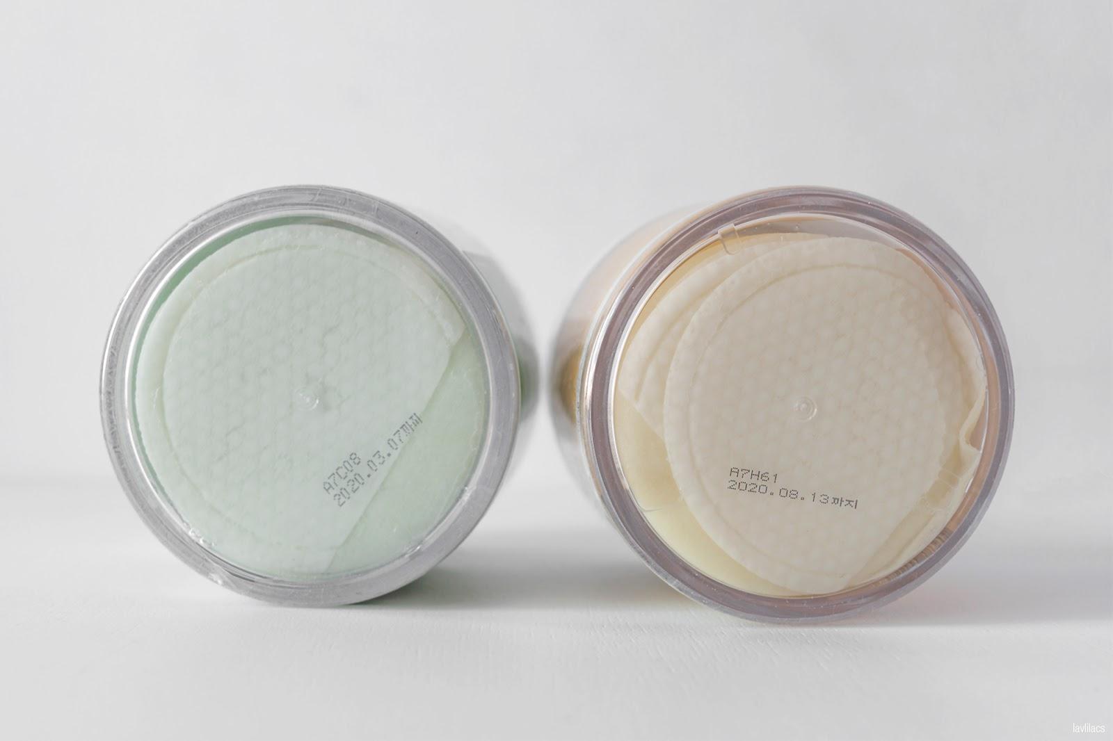 lavlilacs NEOGEN DERMALOGY Bio-Peel Gauze Peeling - Green Tea & Lemon packaging expiration