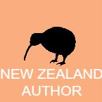 NZ author book icon
