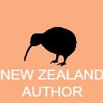 NZ author book icon