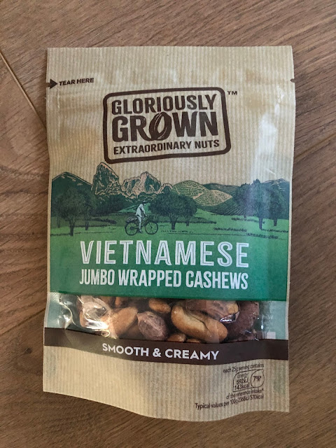 Gloriously Grown Vietnamese Jumbo Wrapped Cashews review