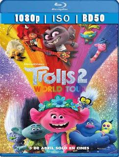 Trolls 2: Gira mundial (2020) BD501080pLatino [GoogleDrive] SilvestreHD