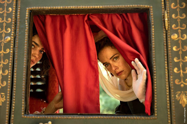 Patricia López Arnáiz y Cecilia Gómez en segunda temporada de La Peste