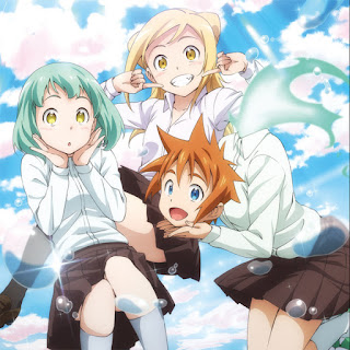 Demi-chan%2Bwa%2BKataritai - Demi-chan wa Kataritai [13/13][Online][Mega] - Anime Ligero [Descargas]