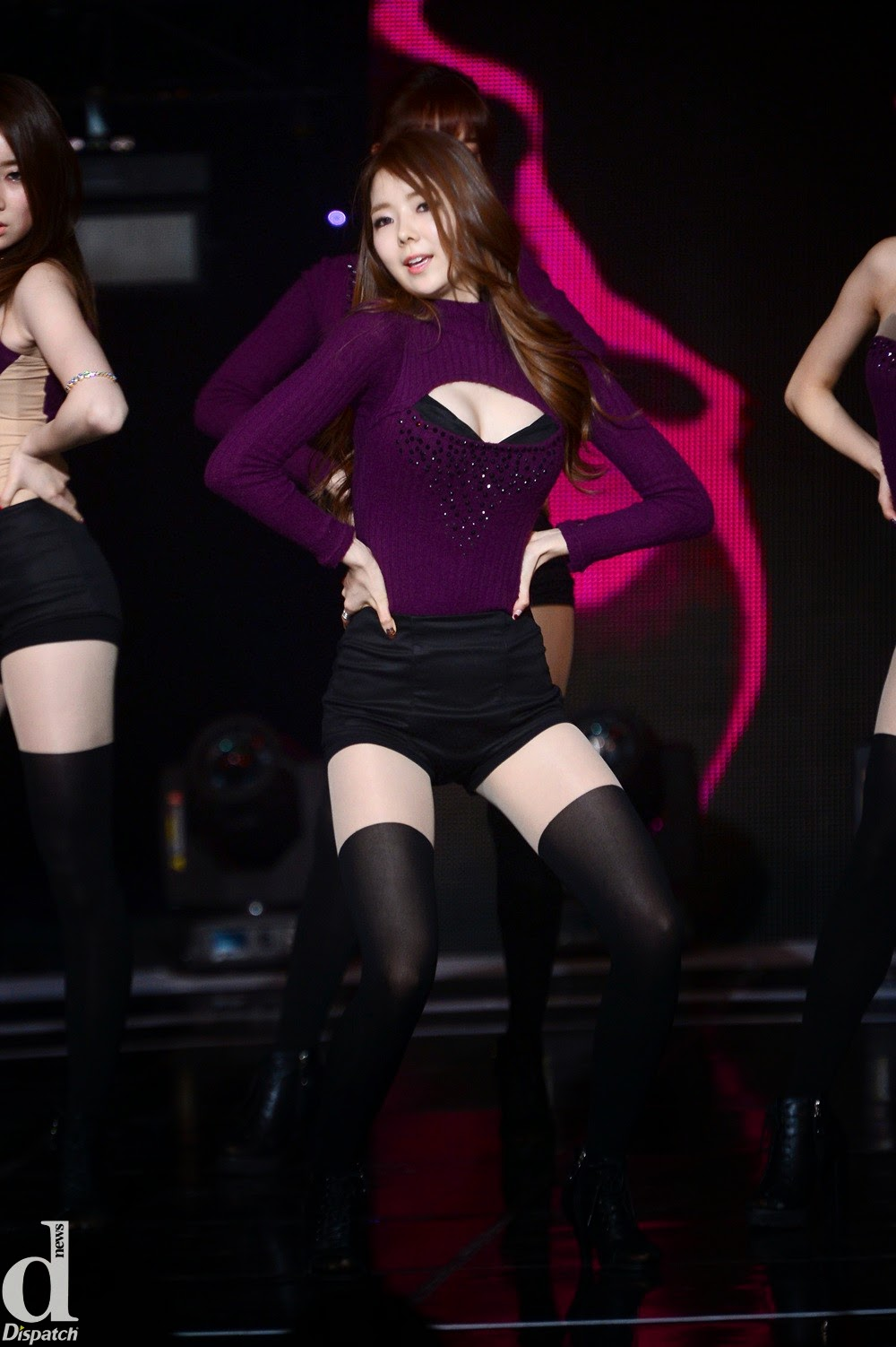 The gallery for --> Stellar Marionette Minhee