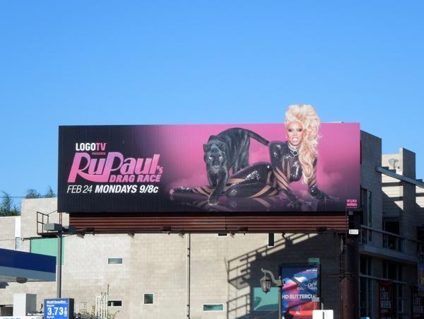 RuPauls Drag Race season 6 billboard