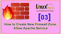 Allow apache service in firewalld, how to  allowed service permanent in firewall