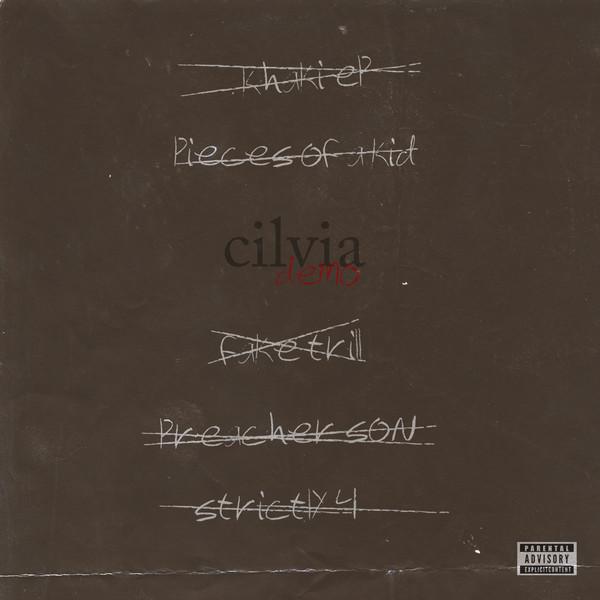 Isaiah Rashad - Cilvia Demo Cover