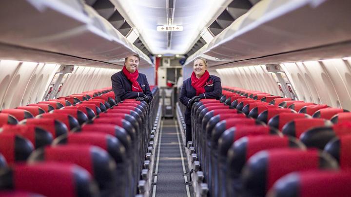 Norwegian Air - Budget flight for travellers