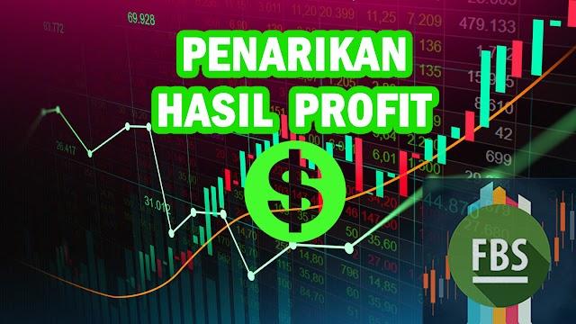 Penarikan Hasil Profit Trading Forex di FBS
