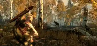 Skyrim: A More Relaxed Pace