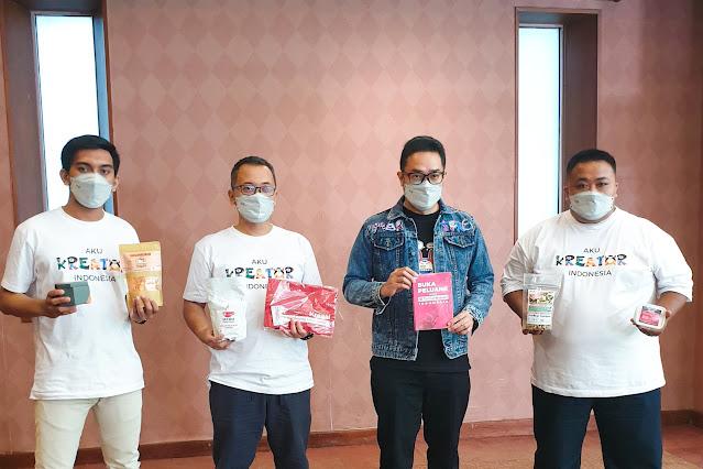 PeluncuranTeman Kreasi Indonesia