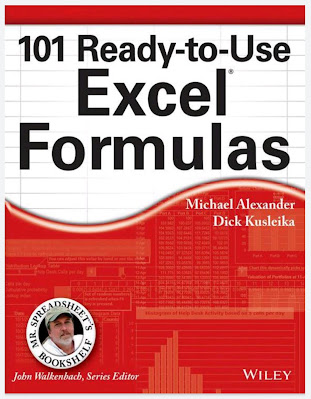 101 Ready-to-Use Excel Formulas