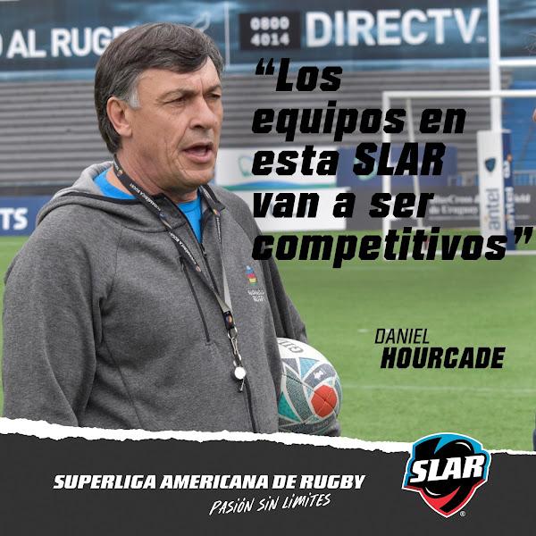 Daniel Hourcade, Gerente de Alto rendimiento de Sudamérica Rugby