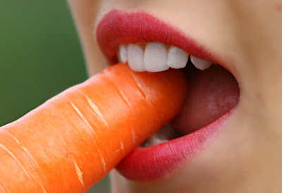 Carrots for Radient skin