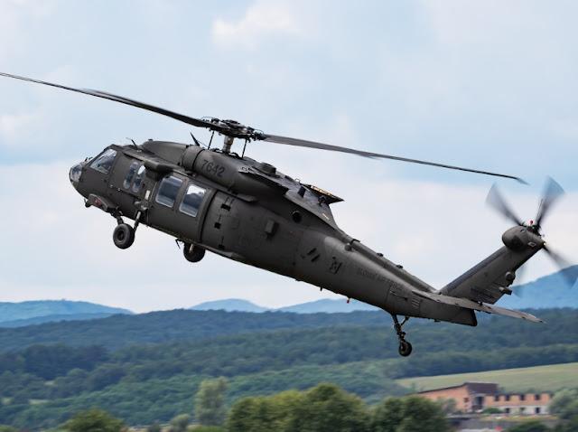 L'Albania riceverà elicotteri statunitensi Black Hawk