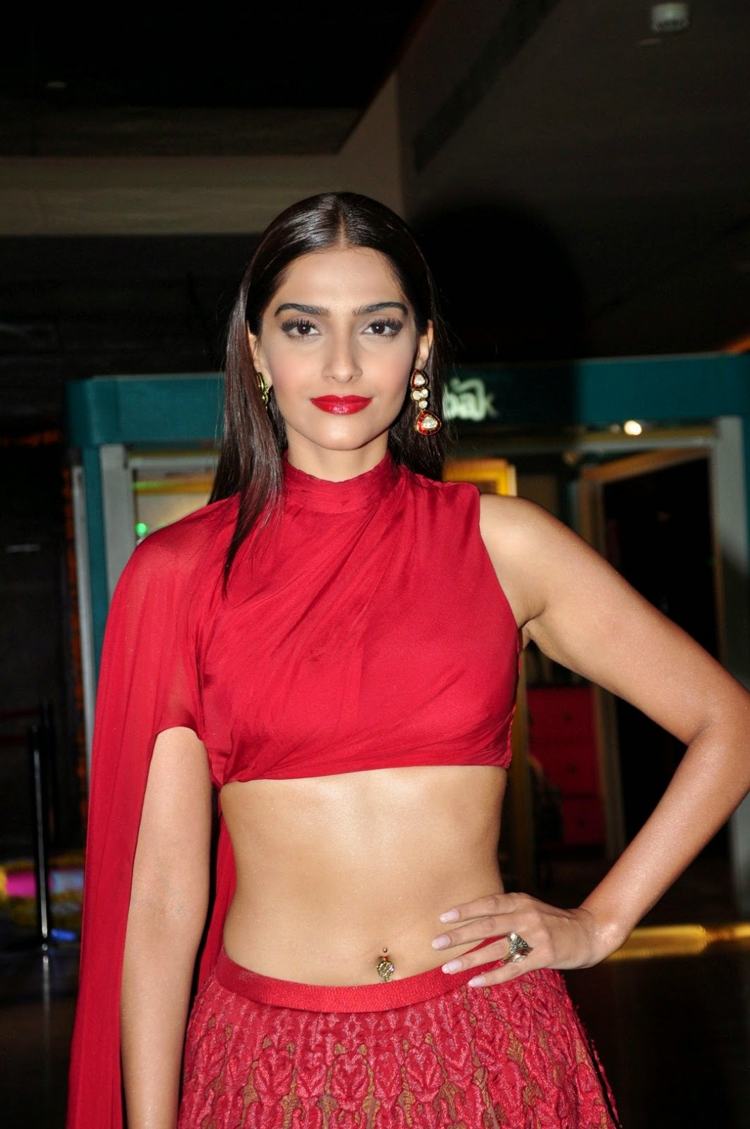 High Quality Bollywood Celebrity Pictures Sonam Kapoor -8284