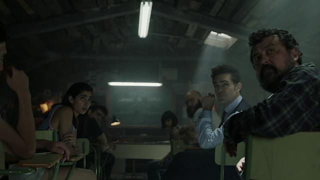 La casa de papel (2018) Temporada 2 1080p WEB-DL Castellano