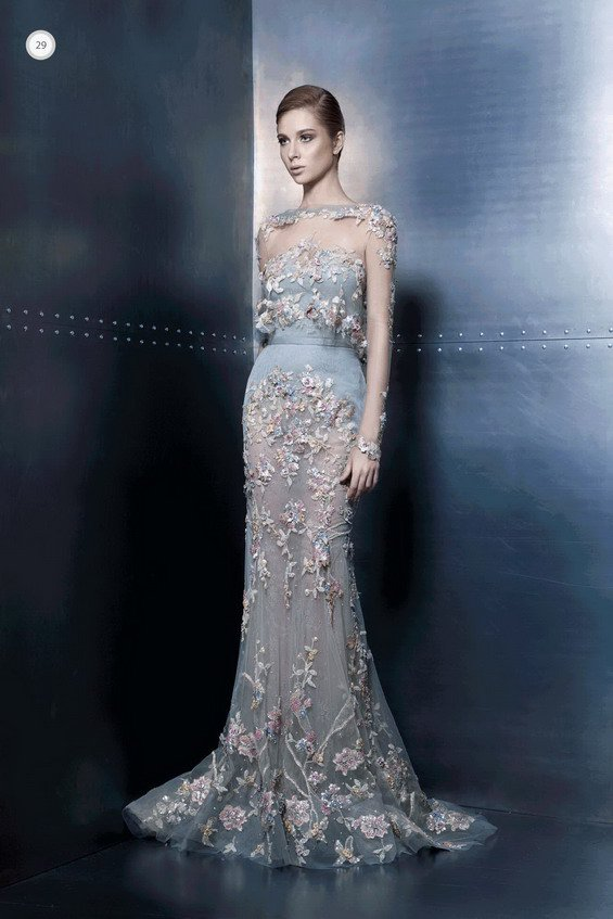 imagenes de vestidos de damas para 15 años