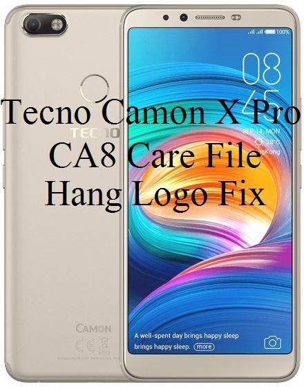 Tecno CA8 Firmware Care File Download