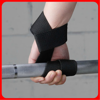 Weightlifting and Gym Wrist Strap Hand Bar Wrist Support Wrap Wrist Assist Strap 1 pair(2pcs)