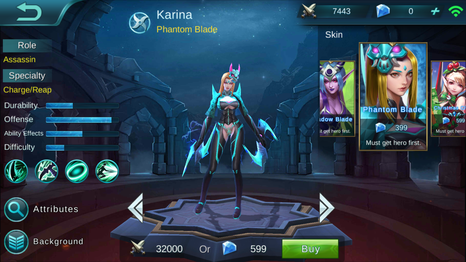 League Of Legends Mobile Heroes