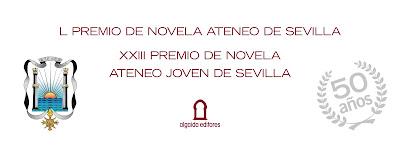 Resultado de imagen de 50 aniversario premio de novela ateneo de sevilla