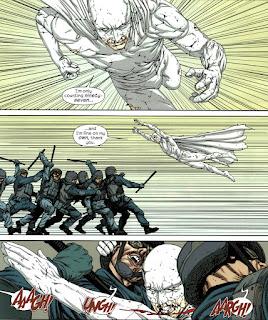 """Reseña de """"Némesis"""" de Mark Millar y Steve McNiven - Panini Comics"""