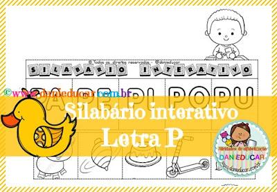 ALFABETO, Atividades de 1º ano, Atividades de alfabetização, atividades do alfabeto, letra P, para imprimir, PDF,