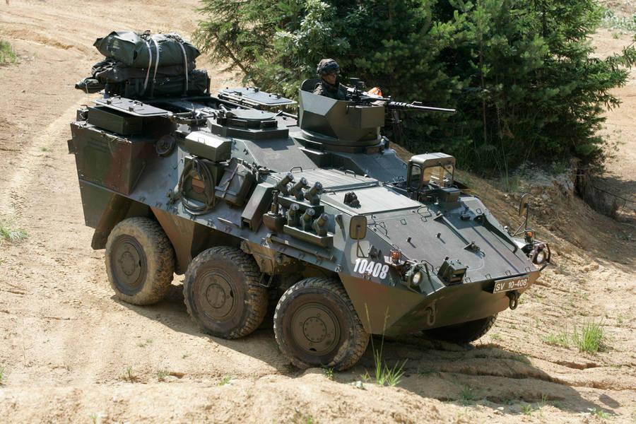 6x6 armored car concept - photo #6