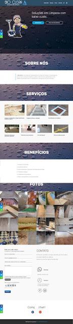 Limpeza e revitalização de pisos e muros em Belo Horizonte