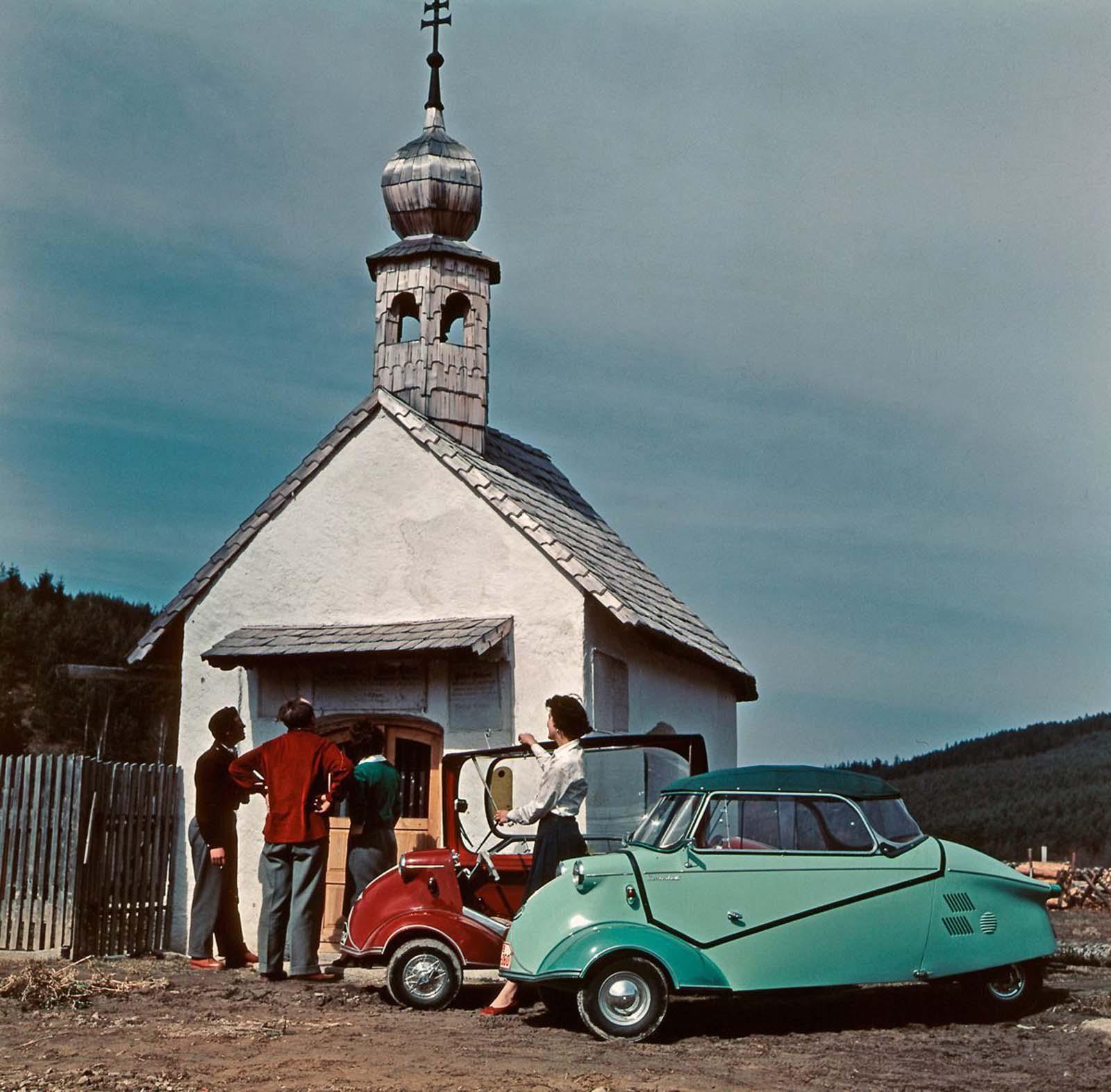 Messerschmitt KR200 old photos