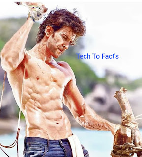 What is the monthly income of Hrithik Roshan?