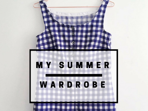 My summer wardrobe 2017