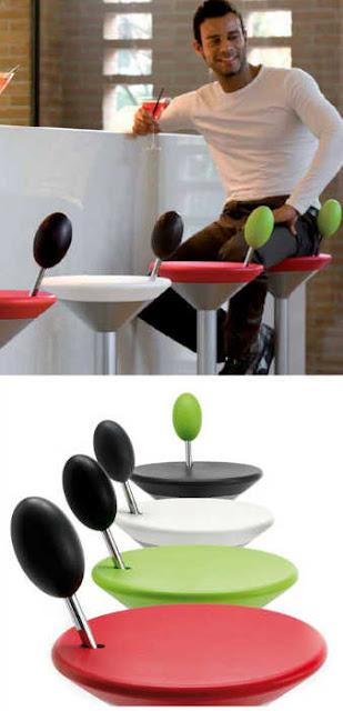 15 مقعد تم صناعتها بطريقة مبتكرة