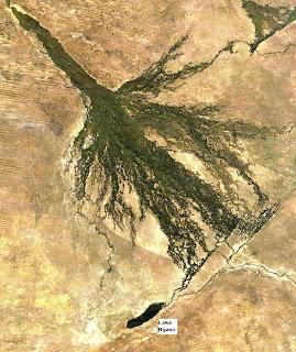 Flow : Information for Okavango Delta Planning: Lake Ngami ... Okavango Basin Information System