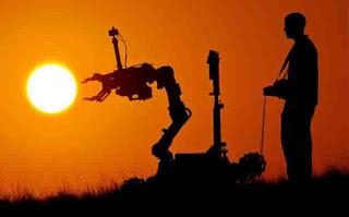 robotisasi dan digitalisasi adalah sebuah tantangan dan kesempatan