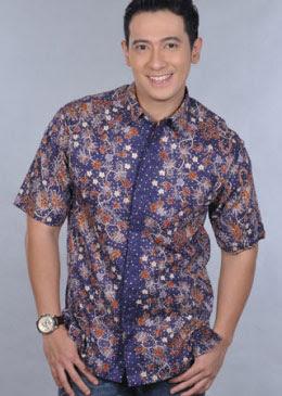 Download Image Beberapa Koleksi Model Baju Batik Modern Terbaru