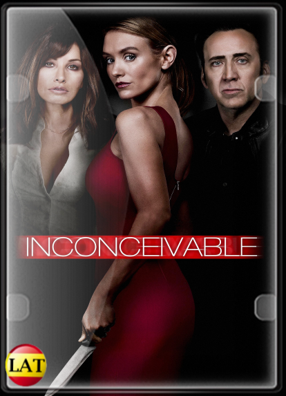 Inconcebible (2017) DVDRIP LATINO