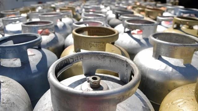 reajuste do preço do gás de cozinha residencial em 4%
