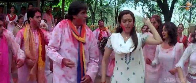 Best Bollywood Holi Songs, Hori Khele Raghuveera
